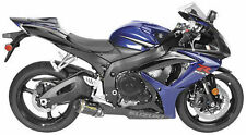 2007 - 2008 GSXR 1000 Two Brothers Carbon Fiber Slip On Exhaust Suzuki GSXR1000