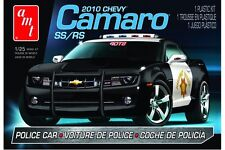 AMT 2010 Chevy Camaro SS/RS Police Car Plastic Model Kit 1/25