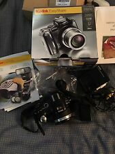 Kodak EasyShare P850 5.1 MP Digital Camera - Black.   Info In Description!