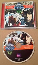 Doctor Who The Hexford Invasion Audio Book Cd Tom Baker Serpent Crest