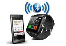Smart­watch Bluetooth Armbanduhr Sport für HTC Samsung  iPhone Handy