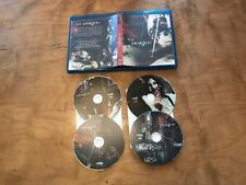 The Cemetery (4 Disc) DVD/Blu Ray/CD*Massacre Video*Very Rare*Only 1000 Made*