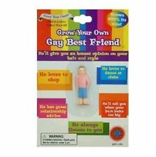 Grow Your Own Gay Best Friend Fun Pride Funny Novetly Party Adult Gift Present