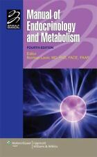 Manual of Endocrinology and Metabolism (Lippincott Manual Series (Formerly known