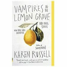 Vampires in the Lemon Grove: And Other Stories Vintage Contemporaries