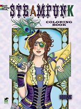 Adult Coloring: Steampunk Designs by Creative Haven Staff and Marty Noble...