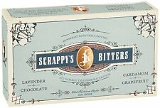 Scrappy's Exotic Bitters Gift Set Scrappys Variety