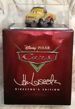 Disney Cars NEW 11 disc set Directors Edition Lasseter Bluray/DVD/car-no digital