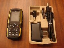 NEW SONIM XP1520-A-R5 BOLT SL RUGGED 810G MILITARY CELL PHONE AT&T W/ SIM CARD