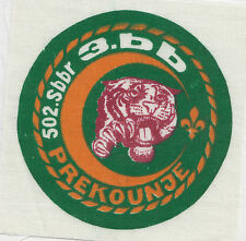BOSNIA ARMY - 3 Mountain Battalion PREKOUNJE - Type2 extremely rare sleeve patch