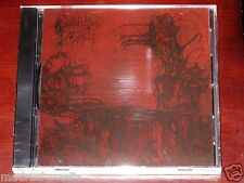Prosanctus Inferi: Red Streams Of Flesh EP CD 2010 Nuclear War ANTI-GOTH 190 NEW