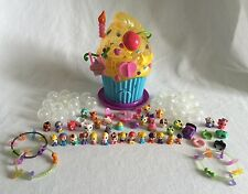 Squinkies 48pcs Cupcake Surprise Bake Shop 37 Squinkies Bracelets Rings