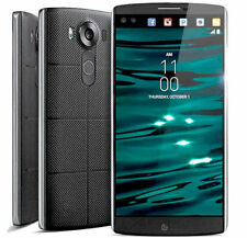 "NEW LG V10 H900 AT&T Unlocked 64GB 16MP 5.7"" 4GB Ram Smart phone Black"
