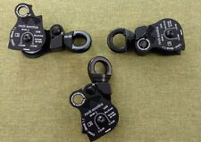 "Rock Exotica Omni Block 1.1"" TACTICAL pulley w/swivel rigging rescue mill LOT 3"