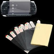 5PCS Clear Screen Protector Protective Film Guard for Sony PSP 1000 2000 3000