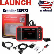 LAUNCH Creader CRP123 Professional OBDII Scanner Diagnostic Tool Code Reader