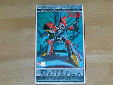Billbine 1/35 scale vinyl kit (Wave) Aura Battler Dunbine