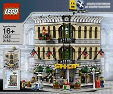 LEGO 10211 GRAND EMPORIUM *** BRAND NEW SEALED, Box w/ wear