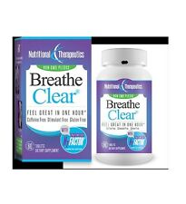 Nutritional Therapeutics BREATHE CLEAR with NTFactor - 60 tablets ALLERGY RELIEF
