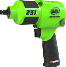 "Ingersoll Rand 1/2"" Drive Special Edition Green NASCAR Impact Wrench IR #231R-G"
