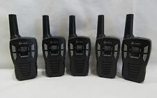 5 COBRA WALKIE TALKIES MODEL # CXT145  16 MILE RADIO