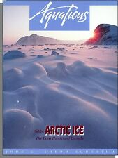 Aquaticus (Shedd Aquarium) - 1994, Vol 25 No 1 - The Inuit Hunters of Canada