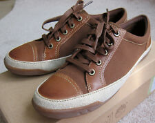 """TIMBERLAND """"NORTHPORT"""" (Brown) Womens OXFORD Shoes 8166R BNIB $100 US 8.5"""
