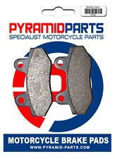 SYM 125 Wolf Classic 2005 Front Brake Pads