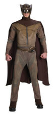 Adulto para Hombre Oficial Vigilancia Watchmen Dc Superhero Fancy Dress Costume Night Owl