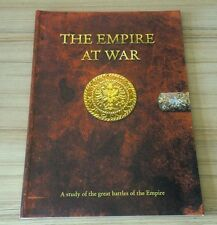 The Empire at War Warhammer WHFRP Games Workshop Black Library OOP