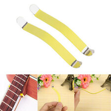 2Pcs 85x10mm Guitar Bass String Spreaders For Polish Cleaning Fretboard Fret New