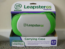 LEAP FROG - LEAPSTER GS EXPLORER CARRYING CASE - BRAND NEW In BOX