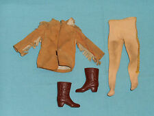 vintage Mego American West BUFFALO BILL CODY CLOTHES outfit