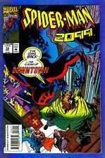 SPIDER-MAN 2099  # 14  - Marvel 1993  (vg)
