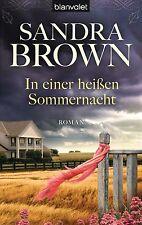 In einer heißen Sommernacht von Sandra Brown, UNGELESEN