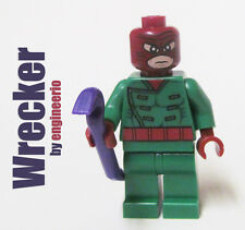 LEGO Custom - Wrecker - Marvel Super heroes Wrecking crew 1of4 thor ironman