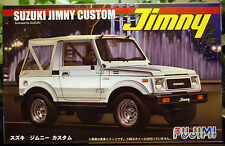 1986 Suzuki Jimny Samurai Custom, 1:24, Fujimi 038186