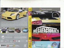 Megafactories Super Cars-2006-National Geographic Channel-[2 Disc]-DVD
