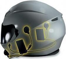 AGV Side Share Easy Communication Headset System For Motorcycle Helmet KIT99900
