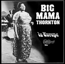 Big Mama Thornton - In Europe LP REISSUE NEW / LMTD ED MONO RED VINYL Buddy Guy