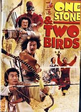 One Stone and Two Birds (BRAND NEW DVD)JACKY WU, Qi Qi