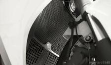R&G BLACK RADIATOR GUARD for HONDA VFR1200 AUTOMATIC CLUTCH MODEL ONLY, 2010 on