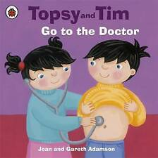 TOPSY and TIM GO TO THE DOCTOR Children's Picture Reading Story Book J Adamson