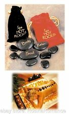 Spa Hot Rocks Massage Relexation Muscular Aches Pains Rheumatic Arthritic Relief