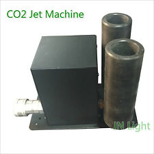 2pcs/lot CO2 Jet Machine Stage DJ Effect Equipment Dual Pipes Jet Stage Effect