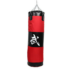 R6H1 100cm Training MMA Boxing Hook Kick Sandbag Fight Sand Punch Punching Bag