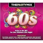 The Party Mix (2013) The 60s (3 CD Set) In The Mix (Non Stop 1960s Music