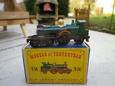 LESNEY-MATCHBOX YESTERYEAR Y-14 DUKE OF CONNAUGHT 3eme version Neuve en boite