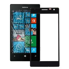 Nokia Lumia 730 -735 LCD Display Glas Front Glass Scheibe
