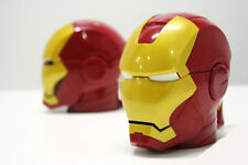 Cool 3D Avengers IRON MAN Mark Helmet Coffee MUG CUP Collectible for Fans